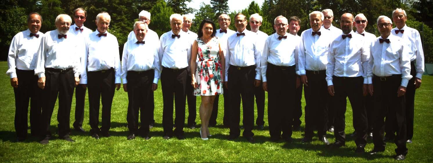 Vorstand - Männerchor Widen